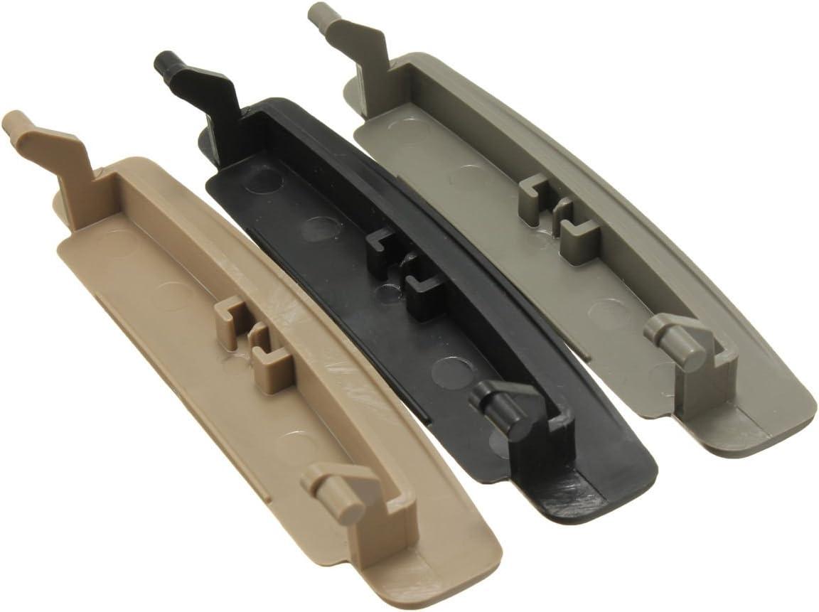F Fityle 4 St/ücke Ersatz Armlehne Deckel Konsole Deckelverschluss Clip 4F0864245