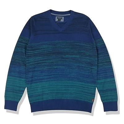 Ashworth Golf Sweater 2020 Blue/Navy/Marine(AE9232) Medium: Clothing