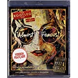 Almost Famous: Director's Edition (English/French) 2000 [Blu-ray] The Bootleg Cut