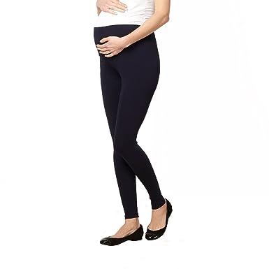fb210503c7200 Red Herring Maternity Womens Navy Full Length Maternity Leggings 20:  Debenhams: Amazon.co.uk: Clothing