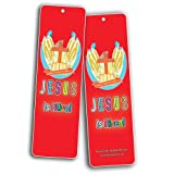 What Would Jesus Do WWJD Christian Bookmarks for