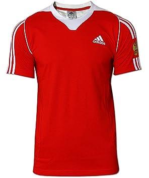 adidas Herren Präsentationsshirt Team Russia Shirt Olympia