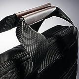Samsonite Kombi Slim Briefcase, Black/Brown, One Size