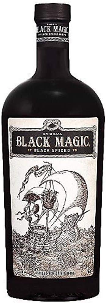 Ron mágico negro 70 cl