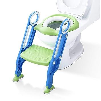 Toiletten-Sitz für Kinder mit Spritzschutz WC Trainer