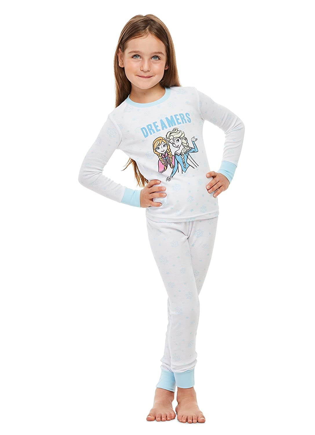 Cotton PJs For Kids Girls Pajamas Cute Sleepwear