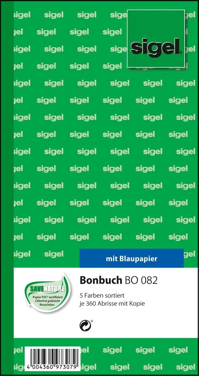 Sigel Bonbuch 360 360 360 Abrisse 105x200mm 65g qm 5 Farben sortiert 2x60 Blatt B0050CERSO | Der Schatz des Kindes, unser Glück  | Ausgezeichnet (in) Qualität  | Louis, ausführlich  9096e5