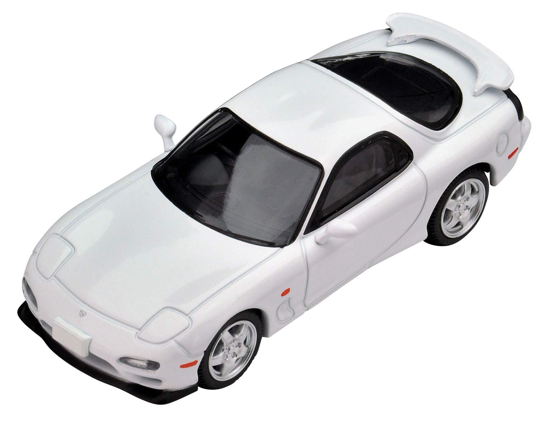 トミカリミテッドヴィンテージ ネオ 1/64 TLV-N177b アンフィニRX-7 タイプRS 白 RS用内装パーツ 4人乗 (メーカー初回受注限定生産) 完成品