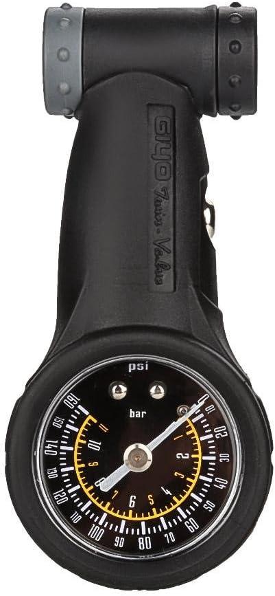 Calibrador de presión de neumático de bicicleta 160PSI Digital ...