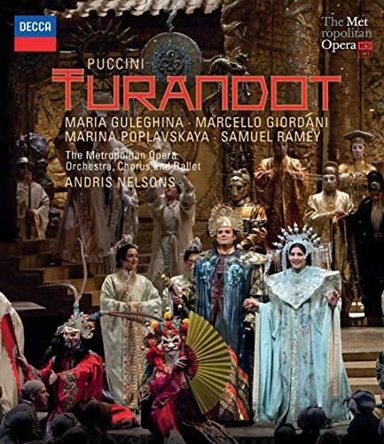- Puccini: Turandot [Blu-Ray]