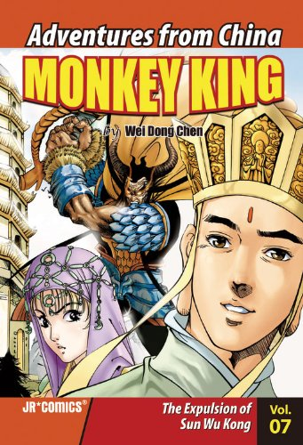 Monkey King # Volume 07 : The Expulsion of Sun Wu Kong