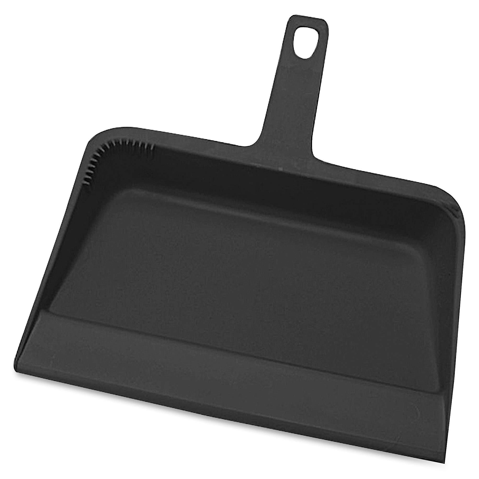 Genuine Joe GJO02406CT Heavy-Duty Plastic Dust Pan (Pack of 12)