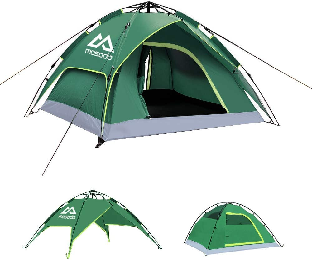 Camping Instant Tent, Double Layer