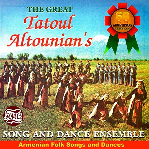 Armenian Folk Songs and Dances