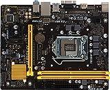 BIOS Updated Biostar H110MH PRO D4 Motherboard LGA1151 SATA 6Gb/s USB 3.0 HDMI/VGA Micro-ATX Intel MotherboarD
