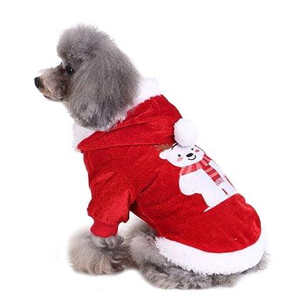 CHIYEEE Traje de Traje de Mascotas Funny Cool Pet Halloween ...