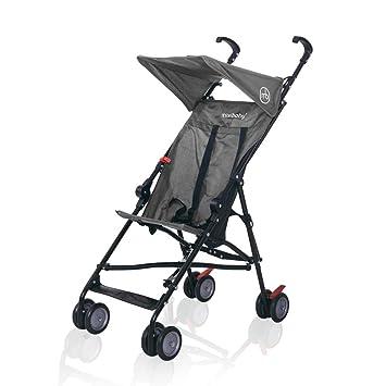 Buggy klappbar Reisebuggy Kinderwagen Leichtgewicht Grau