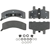 ACDelco 14D369CH Advantage Ceramic Front Disc Brake Pad Set with Hardware