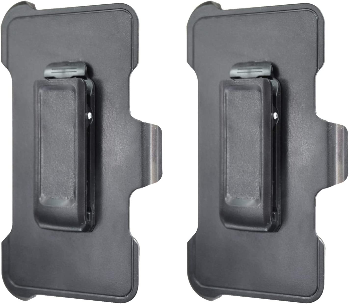 2 Pack Replacement Holster Belt Clip for Apple iPhone XR Otterbox Defender Case(2PCS)