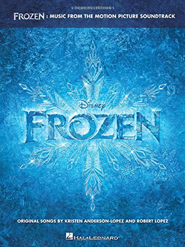 Frozen - Vocal Selections: Music from the Motion Picture Soundtrack Voice with Piano Accompaniment ()