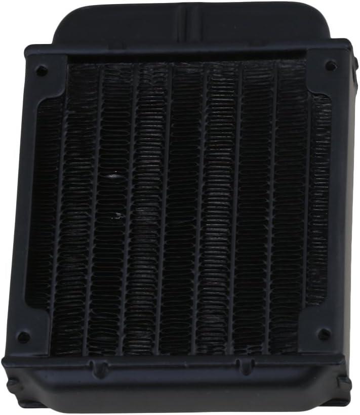BQLZR 80 Fila PC CPU CO2 Sistema de refrigeraci¨®n de agua Intercambiador de calor Radiador