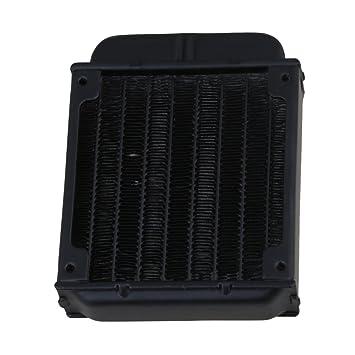 BQLZR 80 Fila PC CPU CO2 Sistema de refrigeraci¨®n de agua Intercambiador de