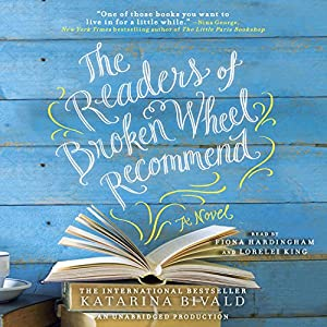 The Readers of Broken Wheel Recommend Audiobook