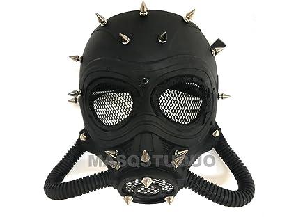 Disfraz de Halloween cosplay Viste Fiesta Mascarada Máscara de gas Steampunk