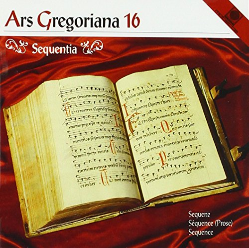 Price comparison product image Ars Gregoriana 16-Sequent