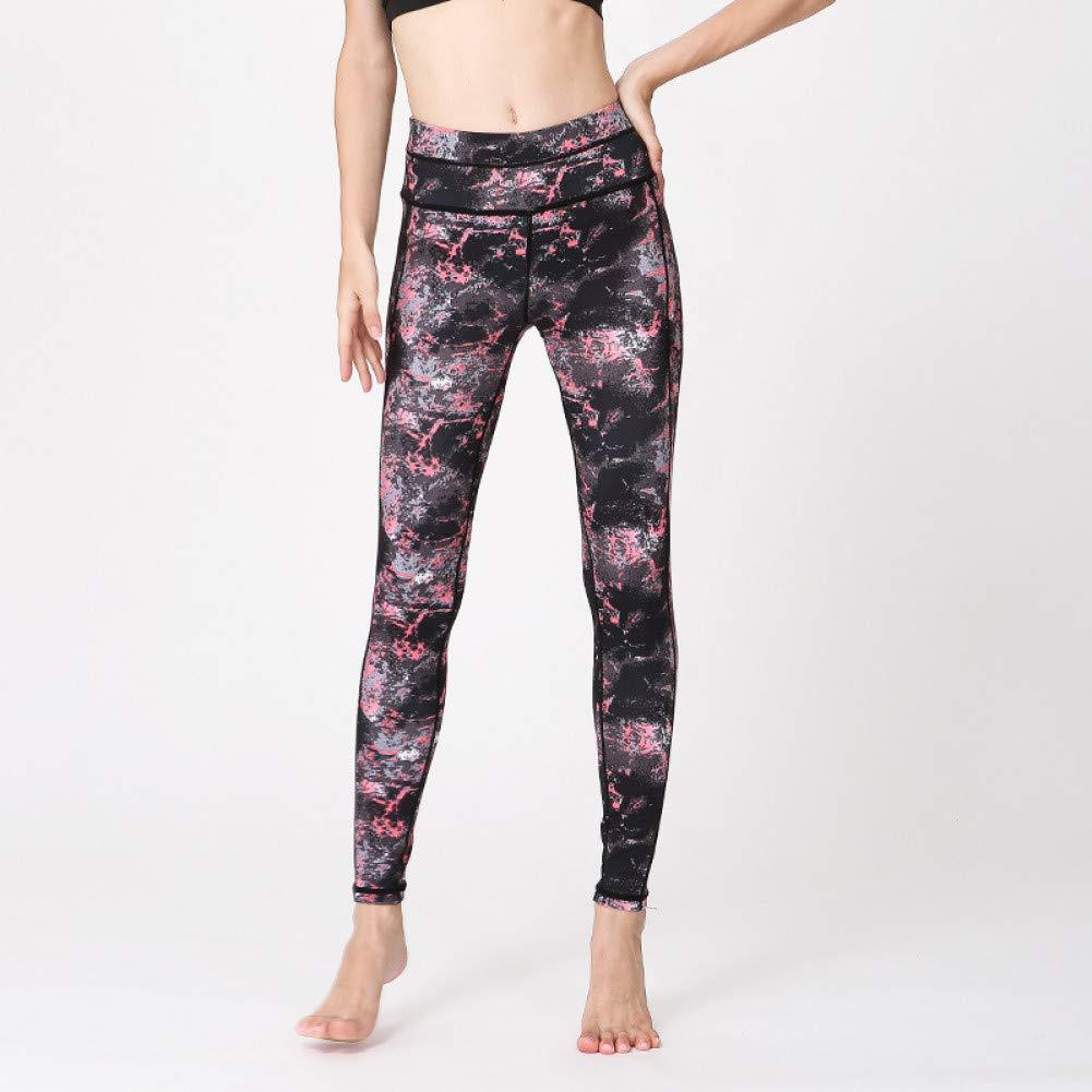 YUYOGAP Frauen-Eignungs-Yoga-Overall-Sport-Hosen-weibliches Turnhallen-sexy Trainings-Legging-laufende Sportkleidungs-Übungs-Hosen