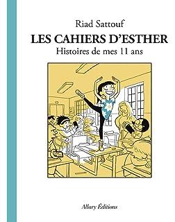 Les cahiers desther - tome 1 histoires de mes 10 ans - vol01: Amazon.es: Sattouf, Riad: Libros en idiomas extranjeros