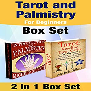 Tarot and Palmistry for Beginners Box Set Audiobook