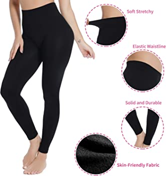 SLIMBELLE Damen Bauchweg Shapewear Figurformende Shaping Leggings Starke Kompressionsleggins Slim Fit Anti Cellulite Leggings Formende Body Shaper