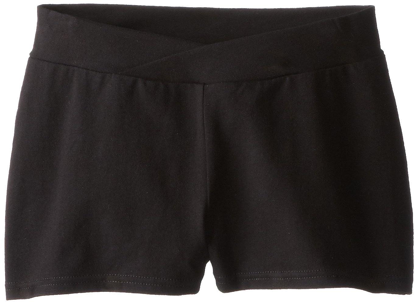 210a46a04b Amazon.com: Capezio Girls' Boyshort: Athletic Dance Shorts: Clothing