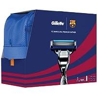 Gillette Mach3 Turbo Özel Barselona Serisi Çanta Hediyeli Tıraş Bıçağ