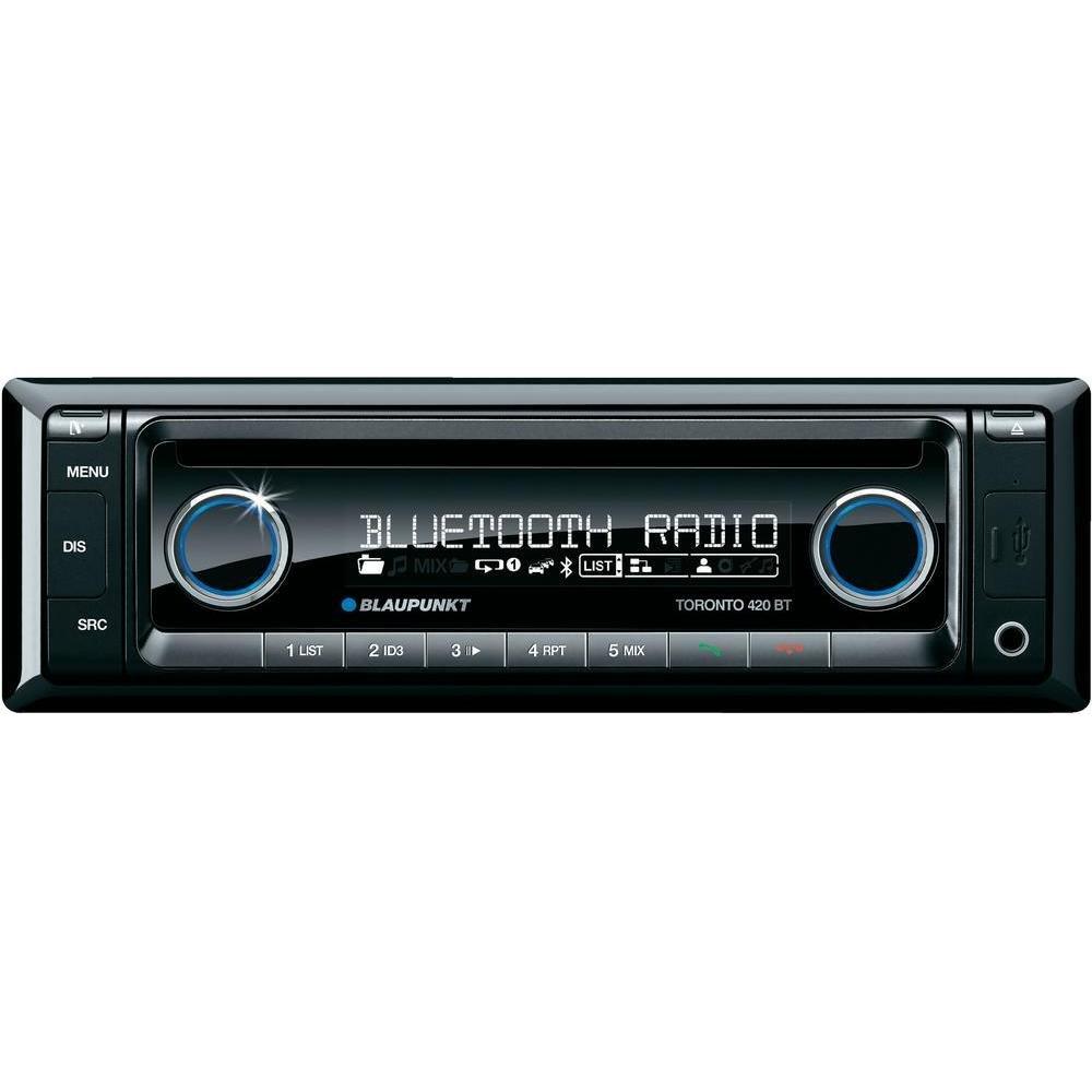 Blaupunkt Toronto 420 BT Autoradio: Amazon.de: Elektronik