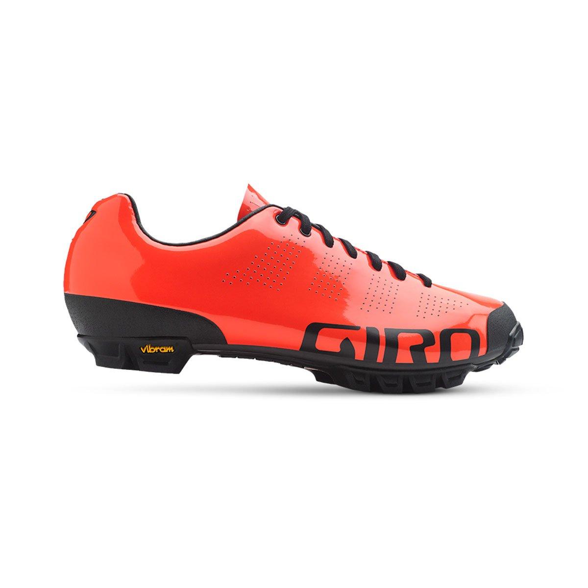 ジロ(ジロ) EMPIRE VR90 MTB RACING SHOES 70683 サイクルシューズ (Men's) B01M0OPN9R 43.5|Vermillion/Black Vermillion/Black 43.5
