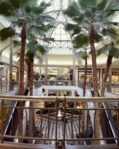 HistoricalFindings Photo: Tysons Corner Center Shopping Mall,Tysons Corner,Virginia,VA,Carol Highsmith 2 (Mall Tysons Two)