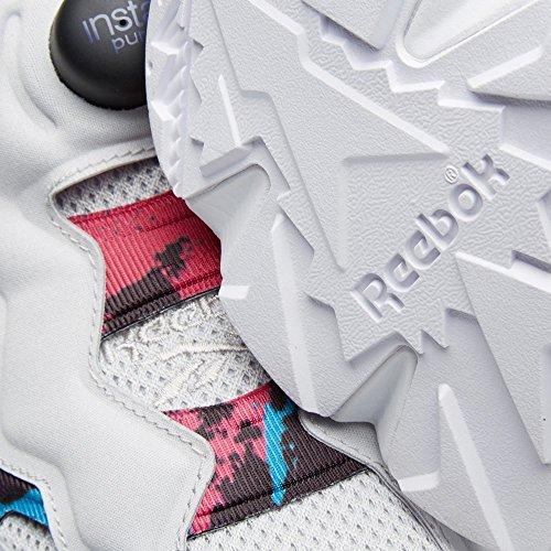 Reebok Instapump Fury Ar Sneakers Grijs / Wit / Paars
