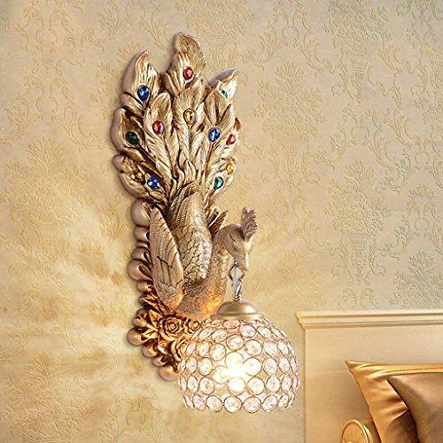 Luxe Lamp'wall Haizhen Chevet De Lampe Chambre Hôtel Wall Lamp 5jL43AR