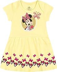 Body Vestido Borboletas Minnie, Baby Marlan