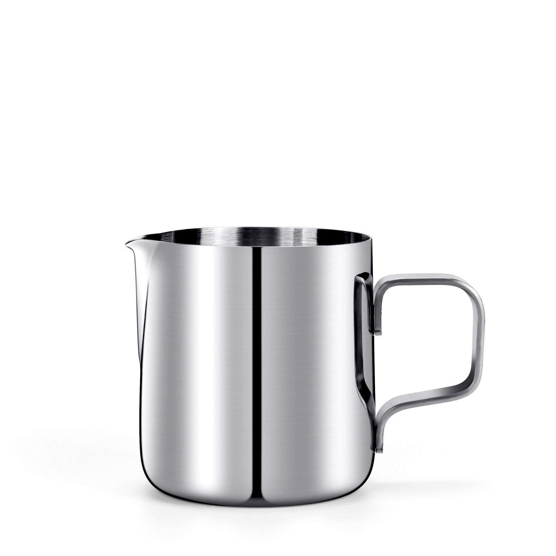 5 Oz. Mini Milk Pitcher, HULISEN Stainless Steel Espresso Pitcher Latte Frothing Pitcher