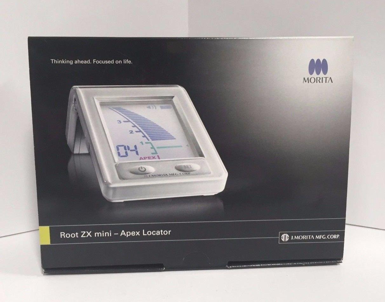Root ZX Mini Dental Apex Locator RCM-7 J Morita FDA Approved 1 Year MFG Warranty