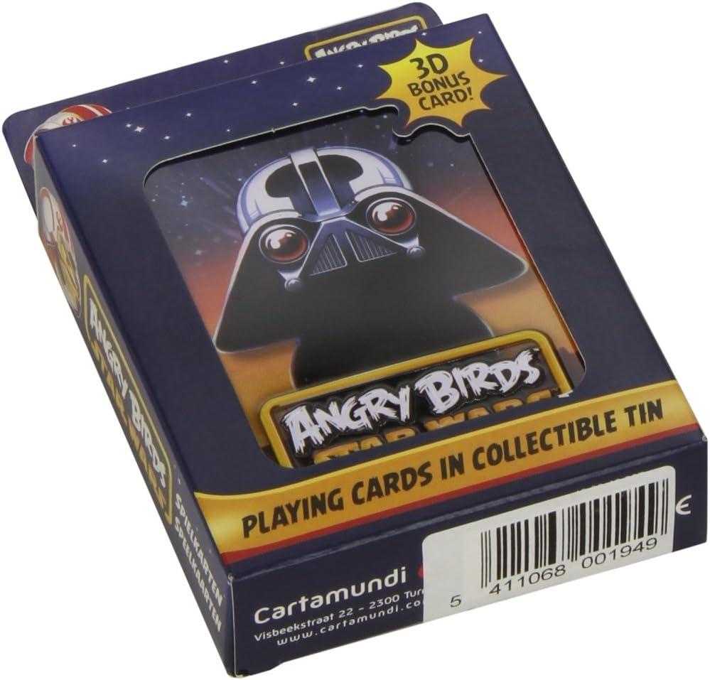 Star Wars CAM100046927 - Juego de Cartas con Lata con diseño de ...
