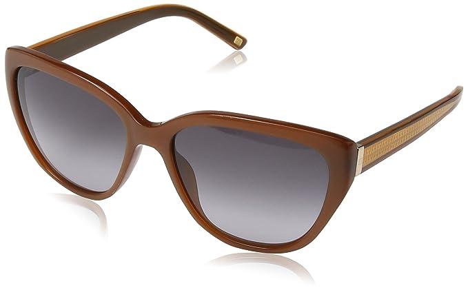 Escada - Gafas de sol Ojos de gato SES316 para mujer: Amazon ...