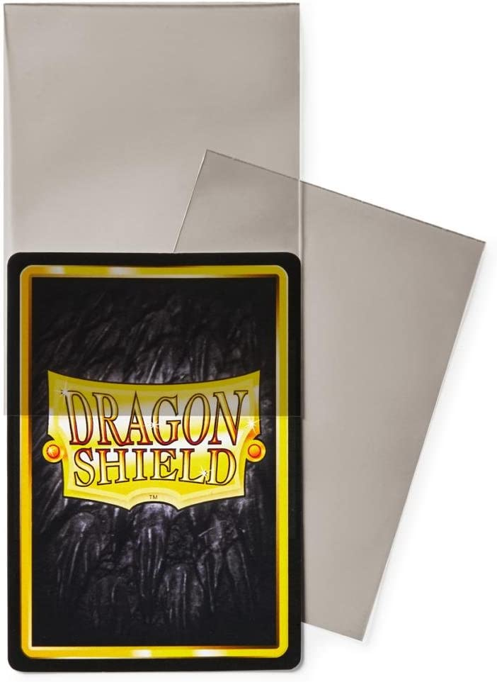 100 Count Standard Size Deck Protector Sleeves Classic The Astronomer Art Sleeves 100 Count Smoke Inner Card Sleeves Dragon Shield Bundle