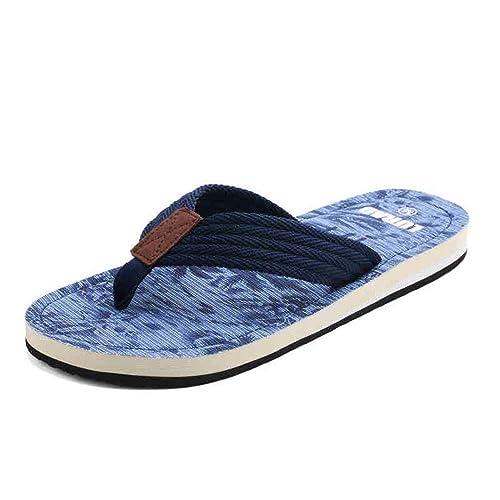 Zapatillas para Hombre, Sandalias para Hombre Zapatillas de Verano para Europa y Estados Unidos.