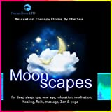 Moonscapes for Deep Sleep, Spa, New Age, Relaxation, Meditation, Healing, Reiki, Massage, Zen & Yoga