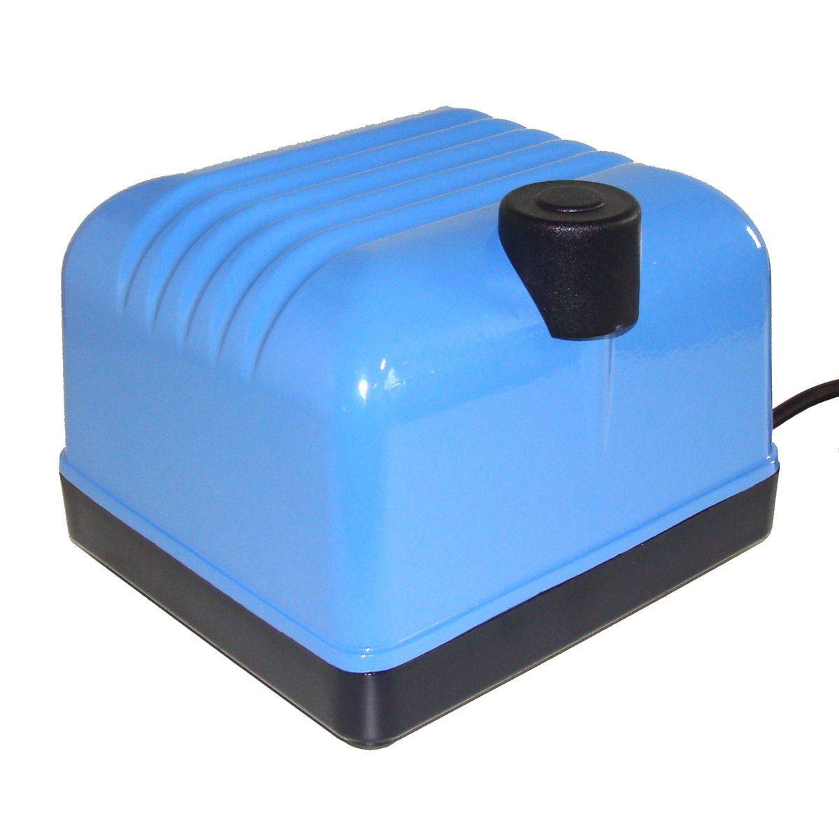 Aquaforte Hi-Flow Luftpumpe V-10, 4 l/min (bei 1,2 m), sehr leise, 10 W Sibo B.V. SC400