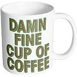 Damn Fine Cup Of Coffee 11 oz. Mug (1 Mug)